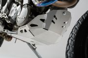 Engine guard Silver. KTM 620 Adventure (96-99). MSS.04.060.10000/S